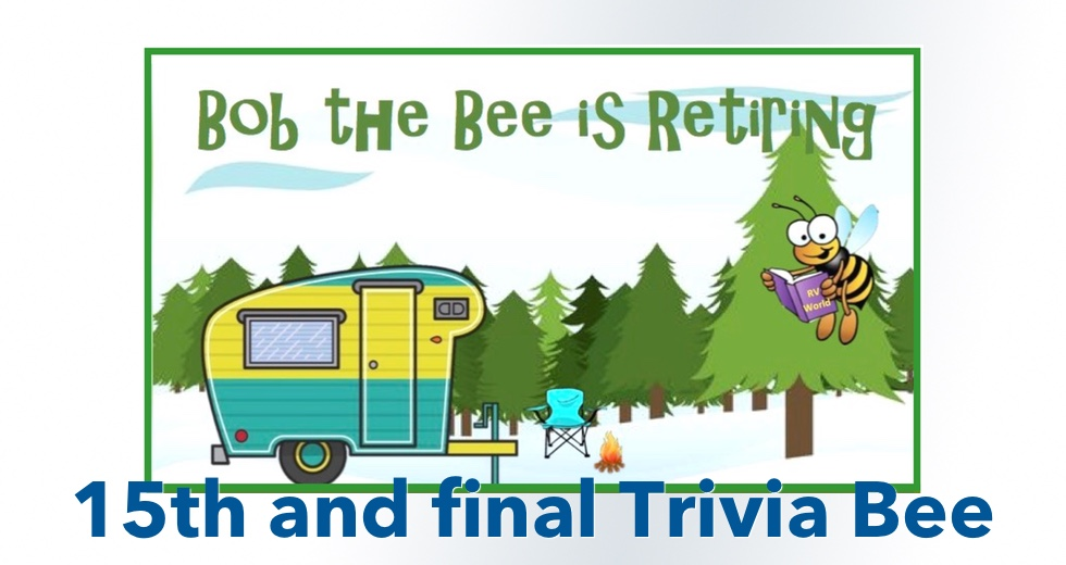 15th and Final Annual Trivia Bee